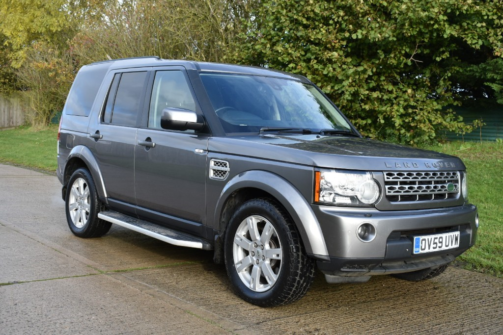 used Land Rover Discovery TDV6 XS in Berkshire