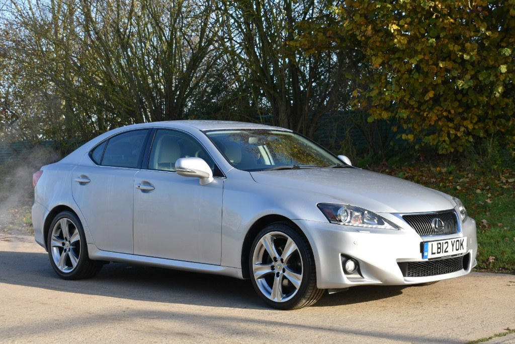used Lexus IS 250 IS 250 in Berkshire