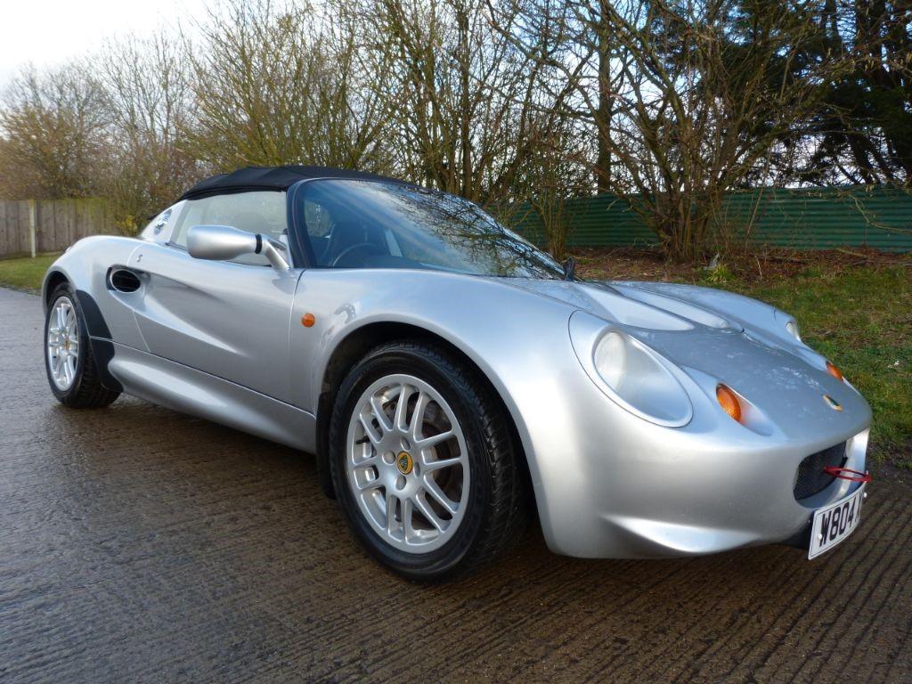 used Lotus Elise 1.8 in Berkshire