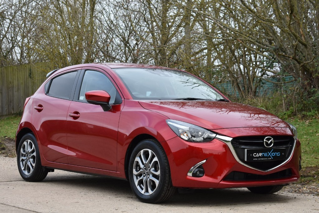 used Mazda Mazda2 GT SPORT NAV PLUS in Berkshire