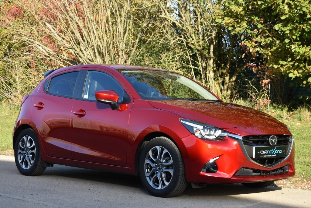 used Mazda Mazda2 GT SPORT NAV PLUS in Berkshire