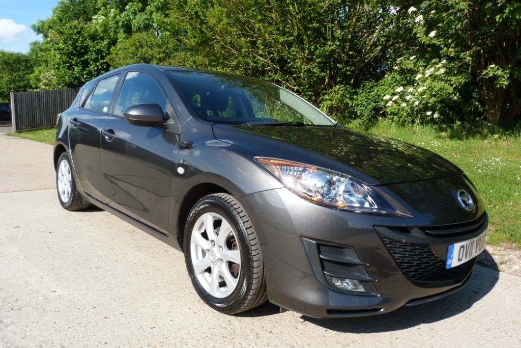 used Mazda Mazda3 3 TS2 D in Berkshire