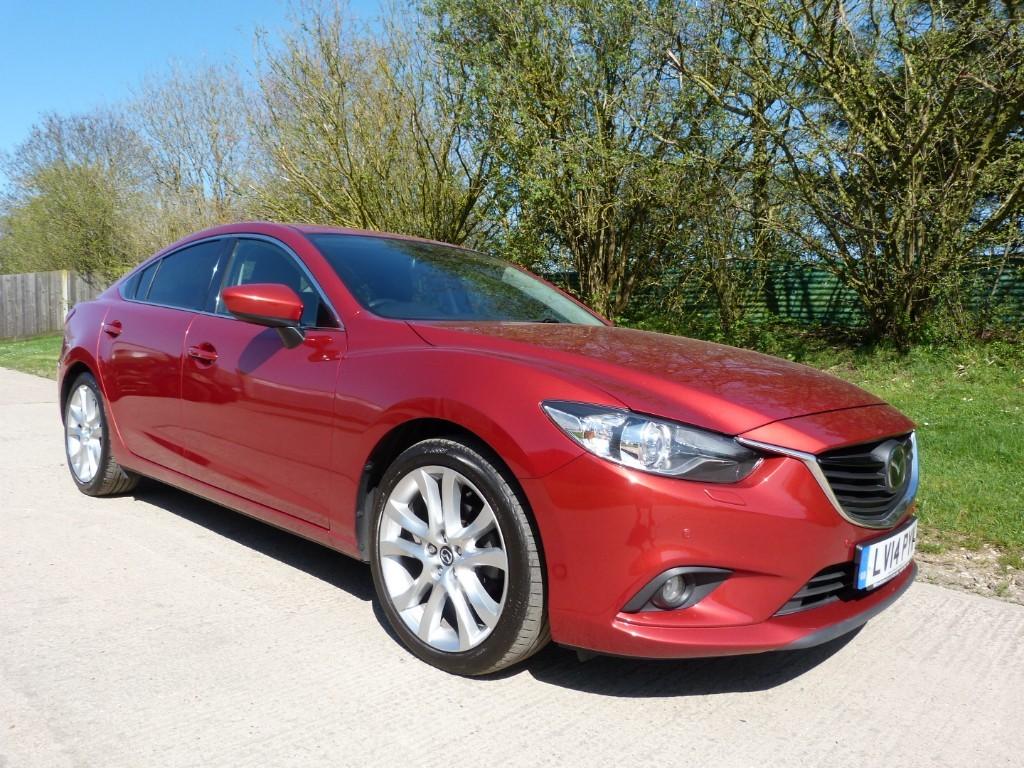 used Mazda Mazda6 D SPORT NAV in Berkshire