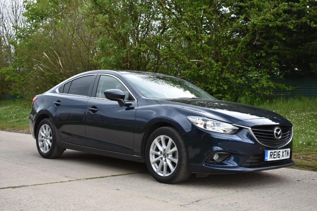 used Mazda Mazda6 D SE-L NAV in Berkshire