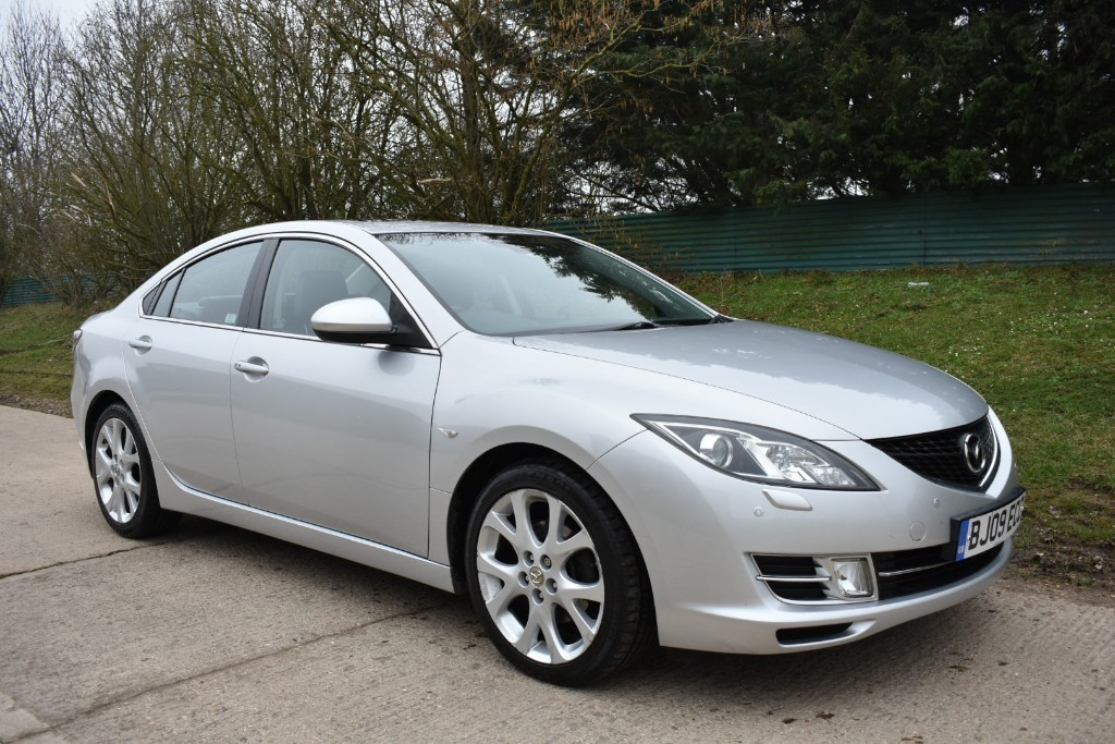 used Mazda Mazda6 SL in Berkshire