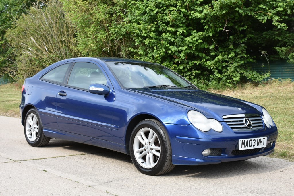 used Mercedes C220 CDI SE in Berkshire