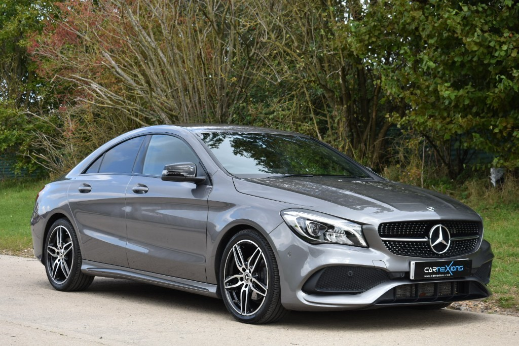 used Mercedes CLA200 CDI AMG LINE in Berkshire