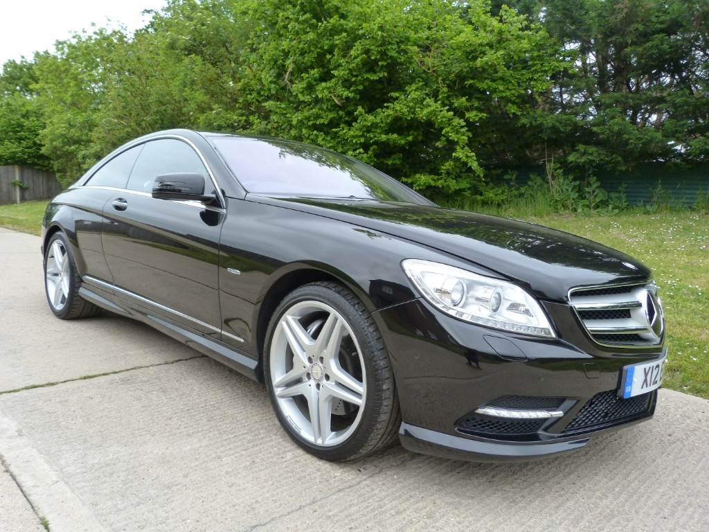 used Mercedes  CL500 BLUEEFFICIENCY in Berkshire