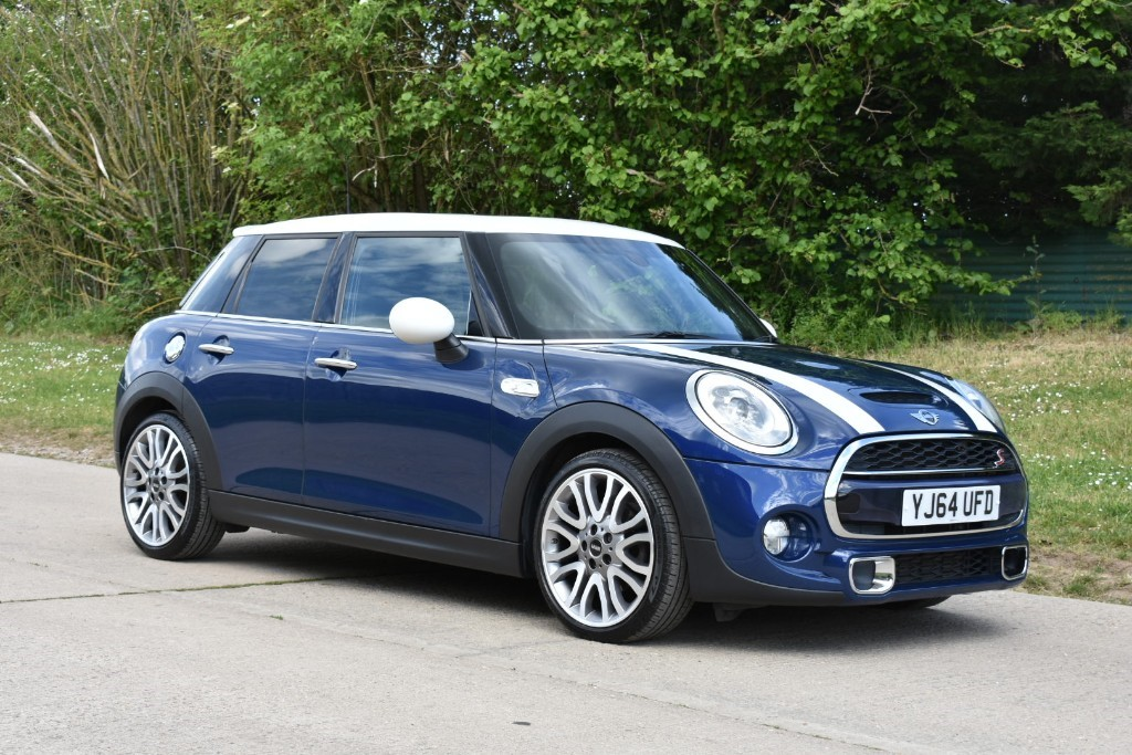 Used Mini Cooper S For Sale Berkshire