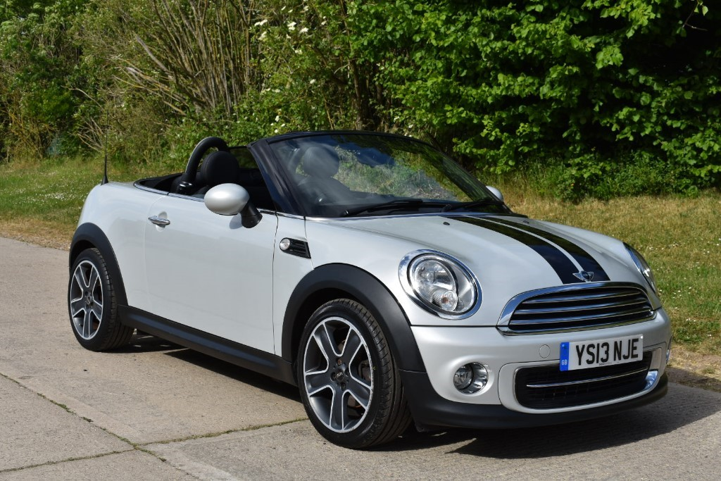 used MINI Roadster COOPER in Berkshire