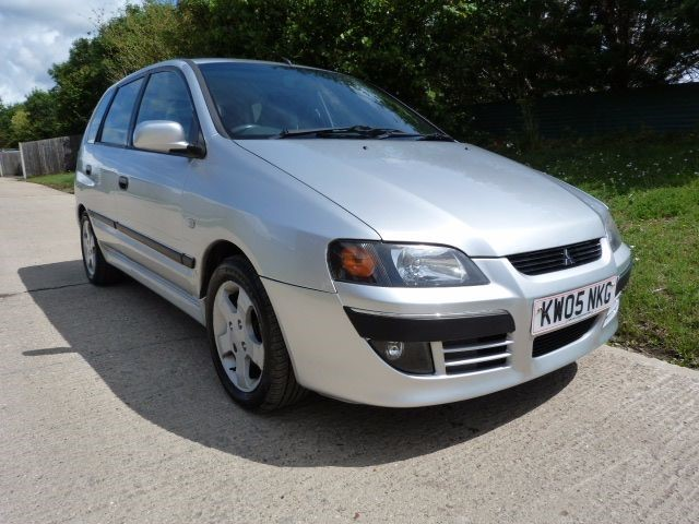 used Mitsubishi Space Star EQUIPPE DI-D in Berkshire
