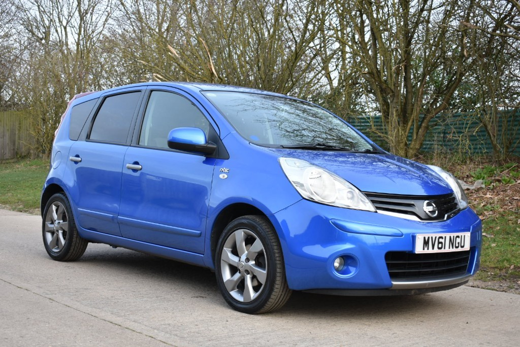 used Nissan Note N-TEC in Berkshire