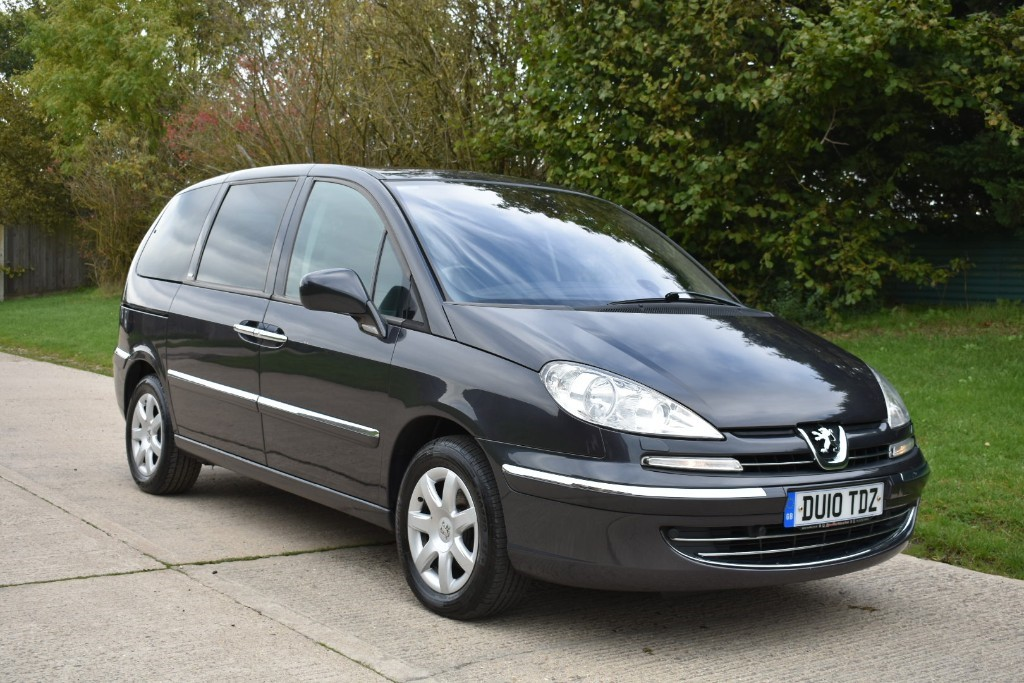 used Peugeot 807 HDI NORWEST in Berkshire
