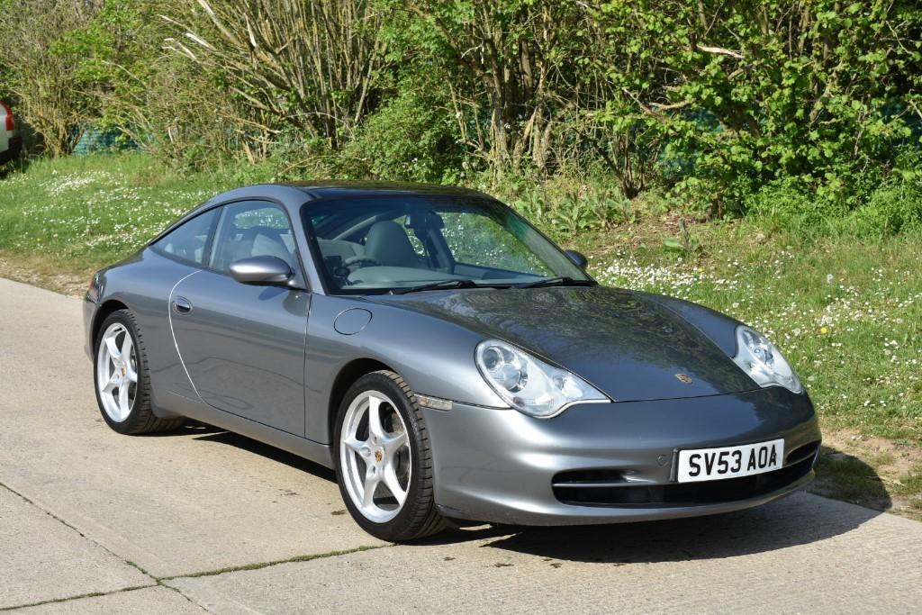 used Porsche 911 996 Targa Tiptronic S in Berkshire