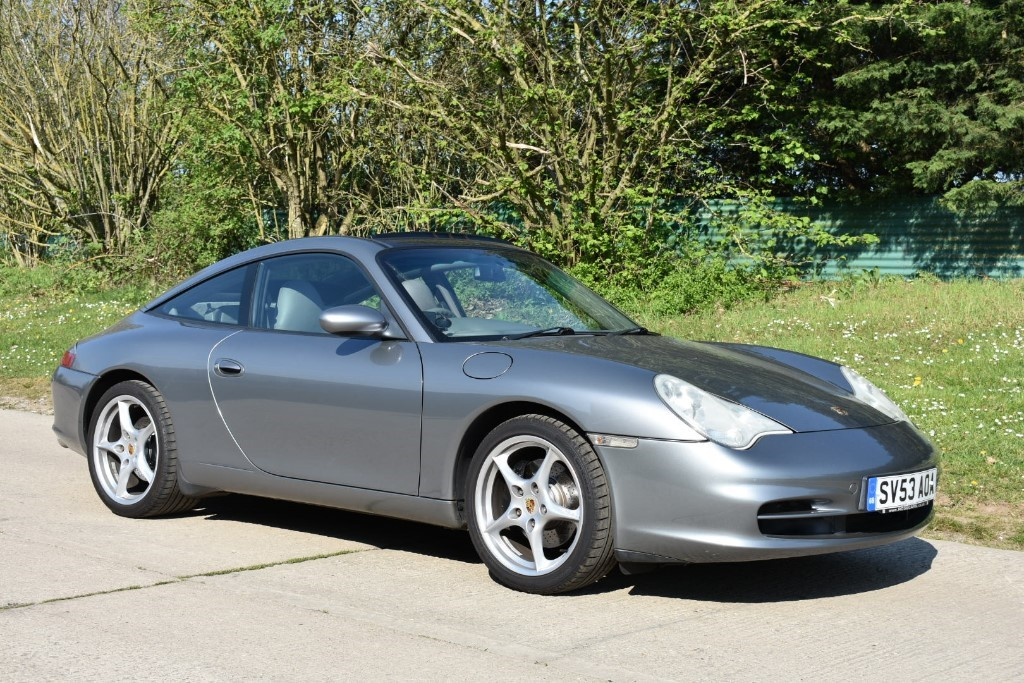 used Porsche 911 TARGA TIPTRONIC S in Berkshire