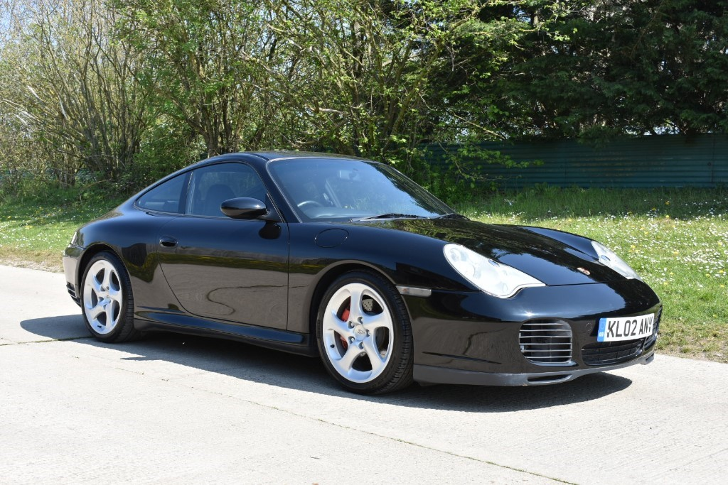 used Porsche 911 CARRERA 4S in Berkshire