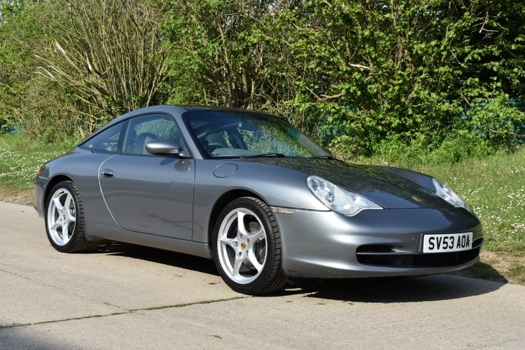 used Porsche 911 996 Targa Tiptronic S in Berkshire
