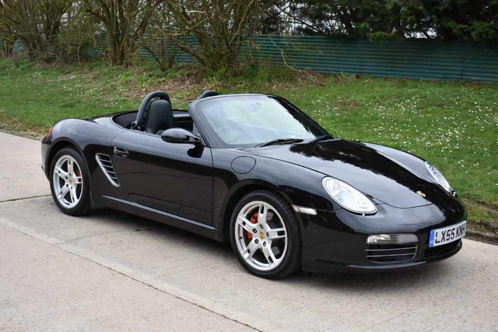 used Porsche Boxster 24V S in Berkshire