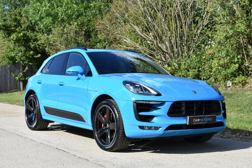 used Porsche Macan GTS PDK in Berkshire