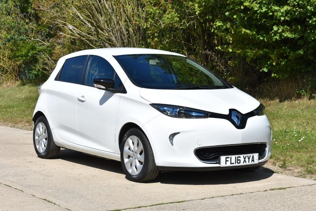 used Renault Zoe DYNAMIQUE NAV in Berkshire