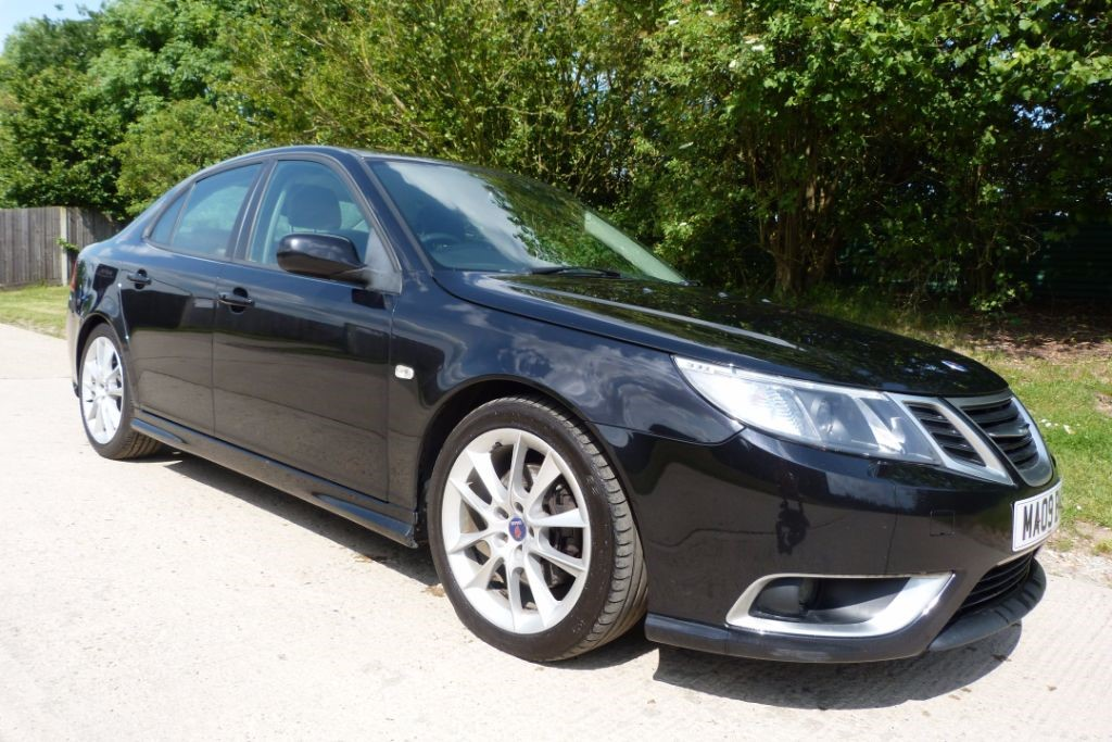 used Saab 9-3 AERO TTID in Berkshire