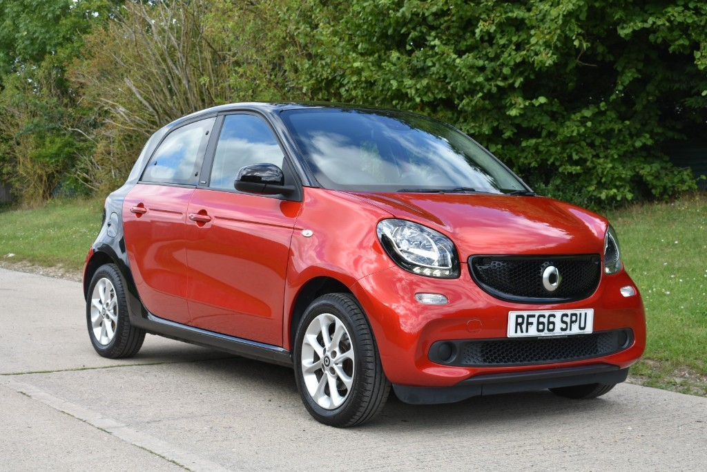 used Smart Car Forfour PASSION in Berkshire