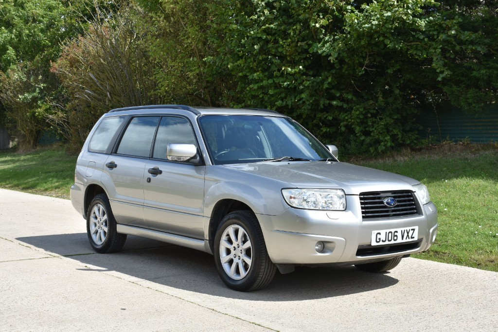 used Subaru Forester XE in Berkshire