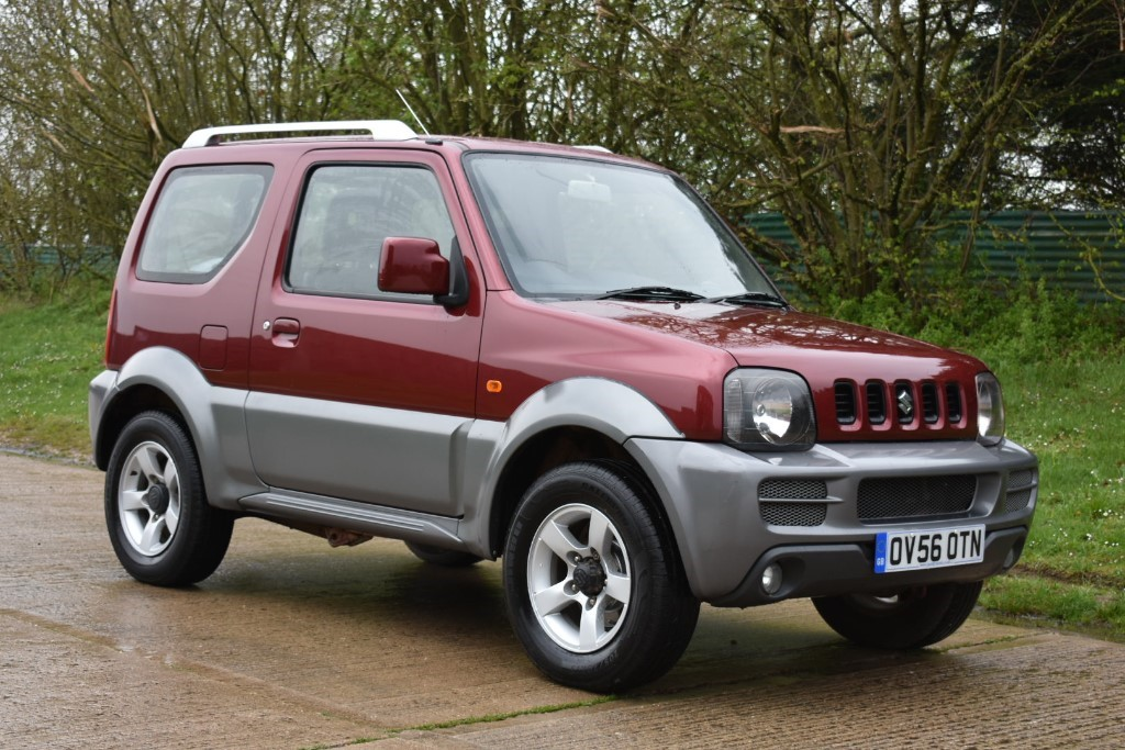 used Suzuki Jimny JLX PLUS in Berkshire