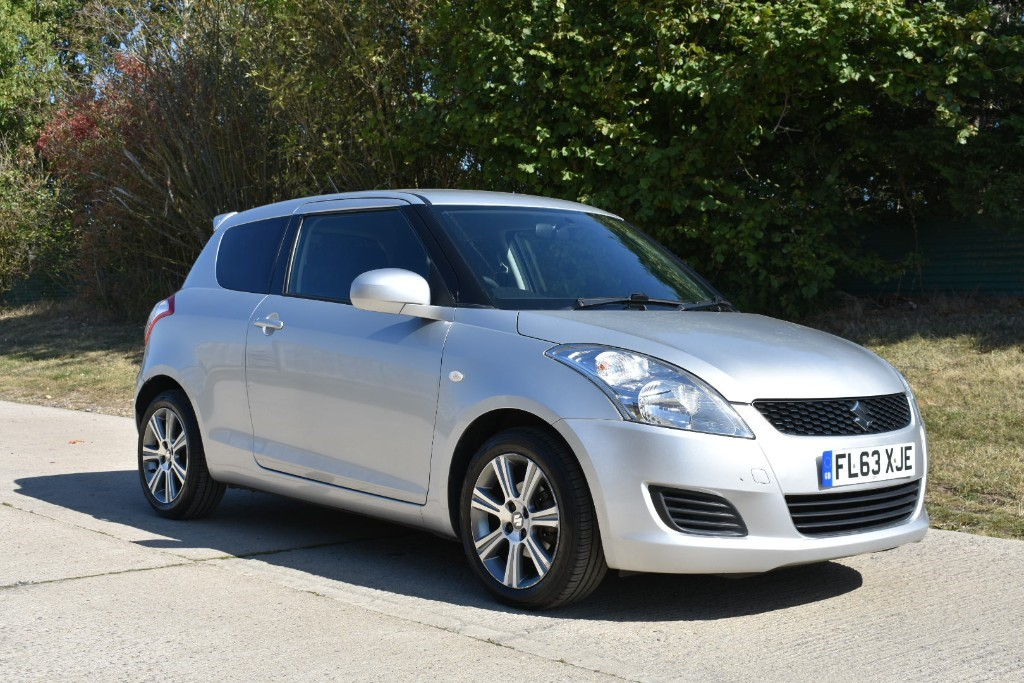 used Suzuki Swift SZ-L in Berkshire