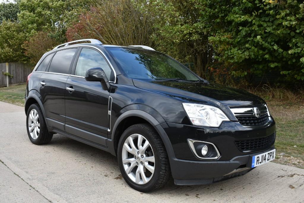 used Vauxhall Antara SE NAV CDTI in Berkshire