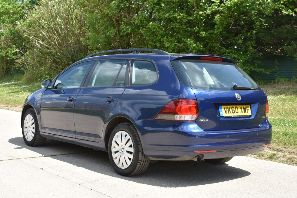 Used Vw Golf >> Used Vw Golf For Sale Berkshire