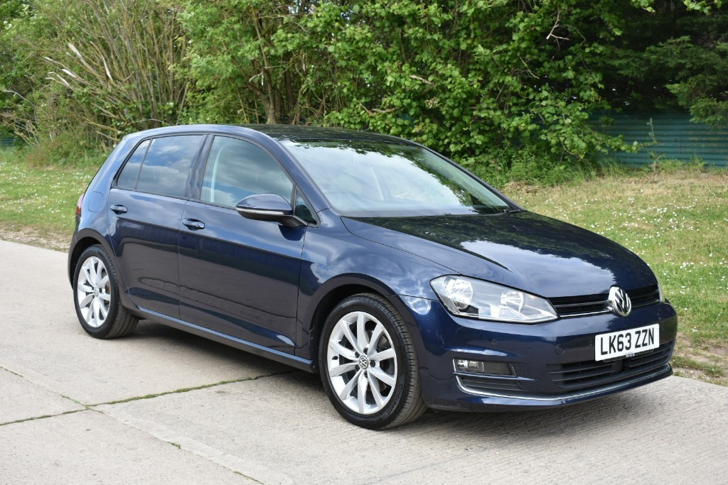 used VW Golf GT TSI ACT BLUEMOTION TECHNOLOGY DSG in Berkshire