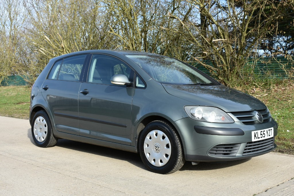 used VW Golf Plus S in Berkshire