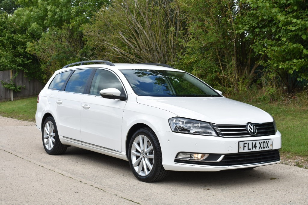 used VW Passat EXECUTIVE TDI BLUEMOTION TECHNOLOGY DSG in Berkshire