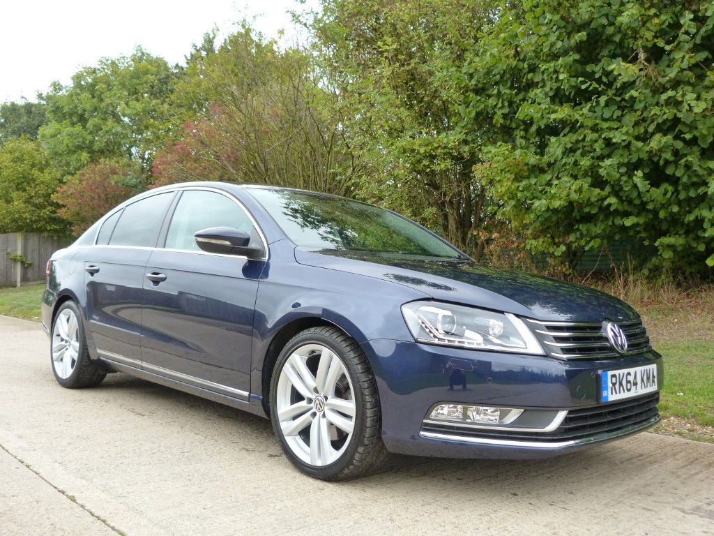 used VW Passat EXECUTIVE STYLE TDI BMT in Berkshire