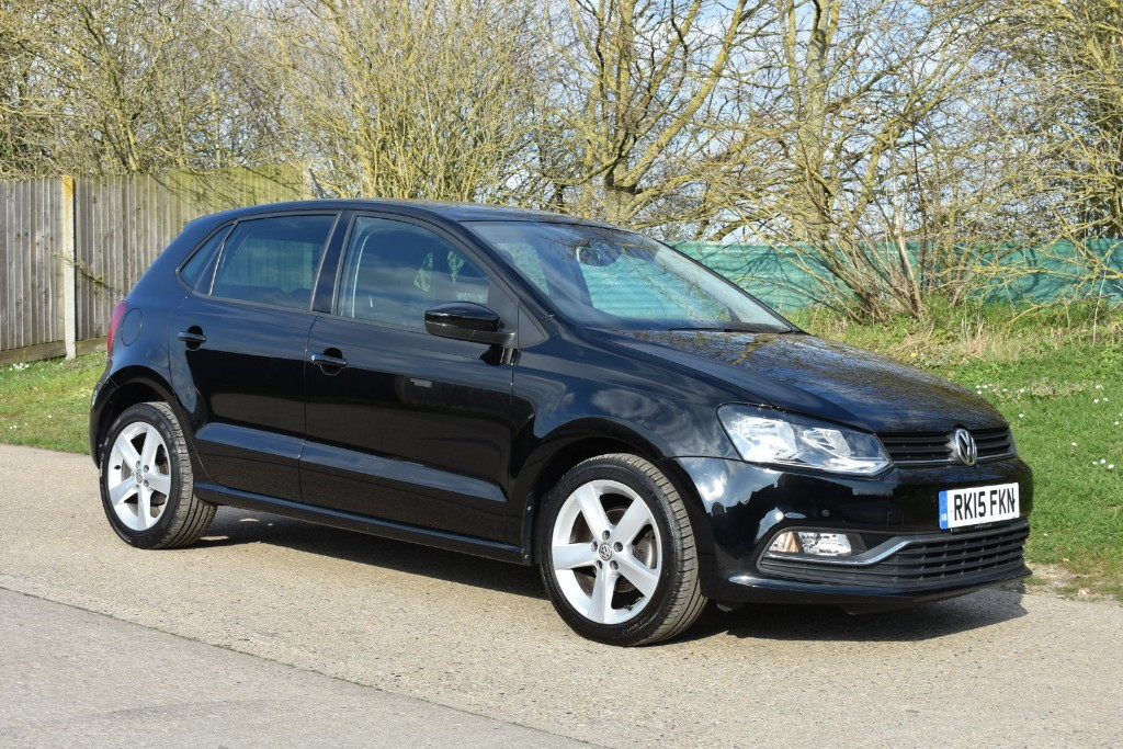 used VW Polo SEL TDI in Berkshire