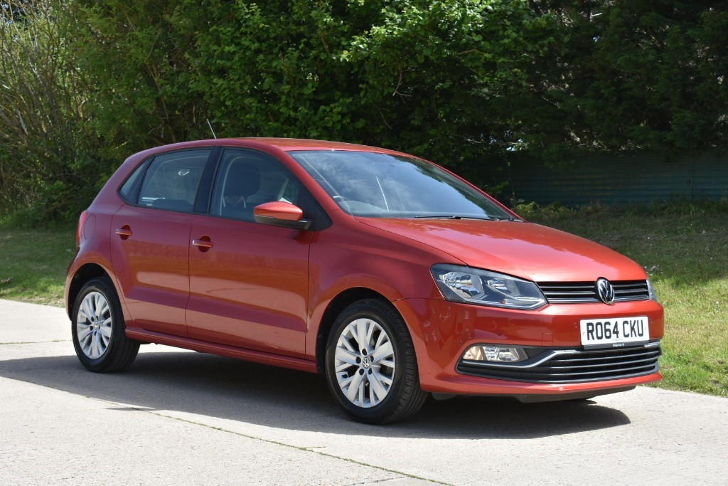 used VW Polo SE TDI in Berkshire