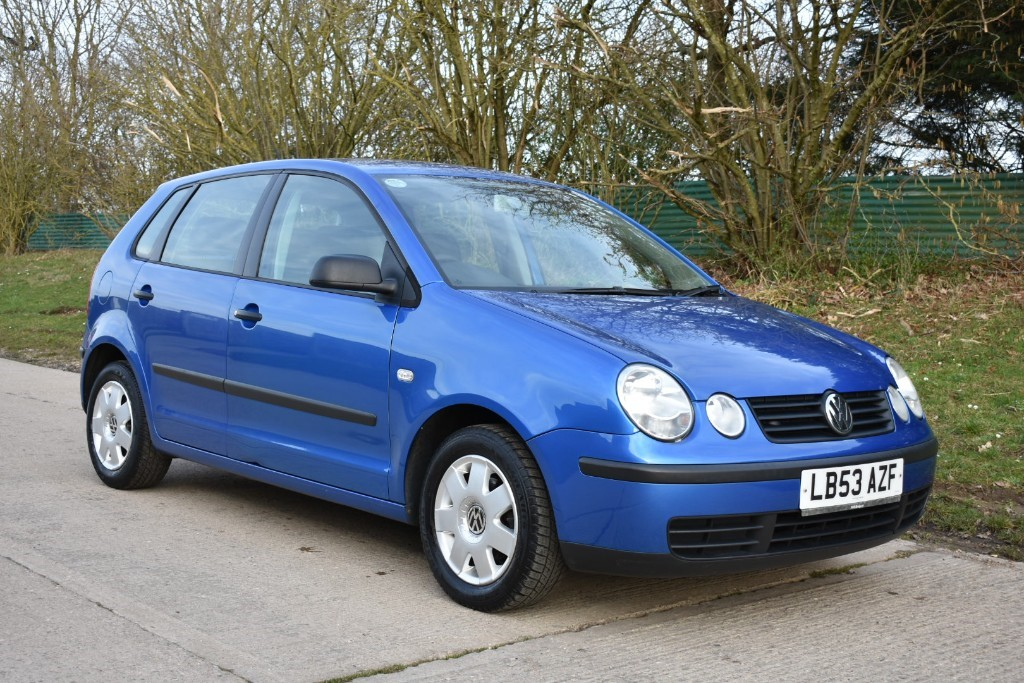 used VW Polo TWIST in Berkshire