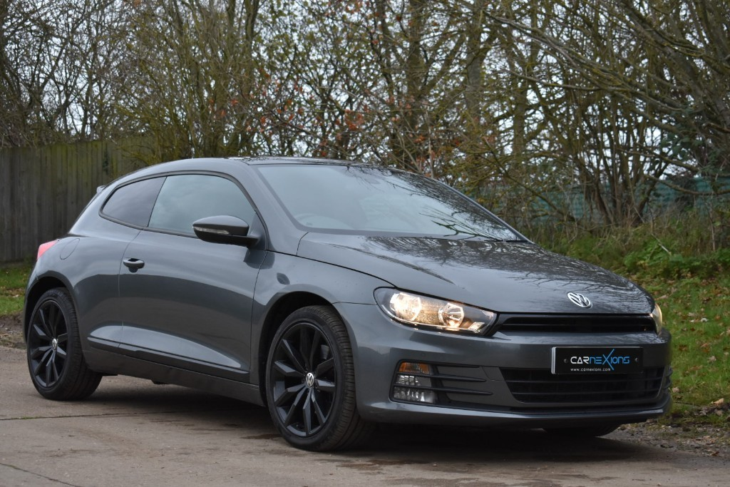 used VW Scirocco GT BLACK EDITION TDI DSG BMT in Berkshire