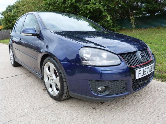 used VW Golf GTI in Berkshire