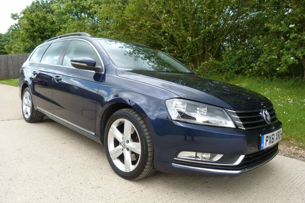 used VW Passat SE TDI BLUEMOTION TECHNOLOGY DSG in Berkshire