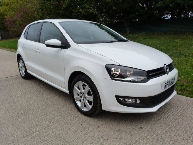 used VW Polo MATCH in Berkshire