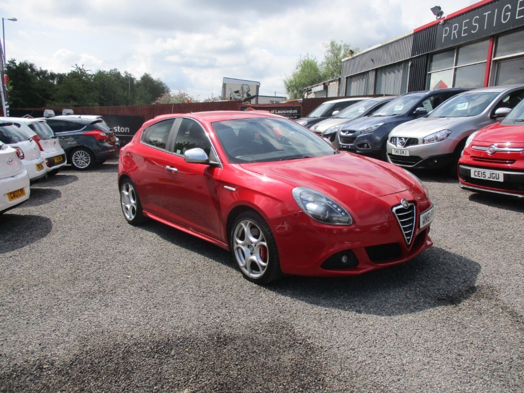 used Alfa Romeo Giulietta JTDM-2 VELOCE TCT in torfaen