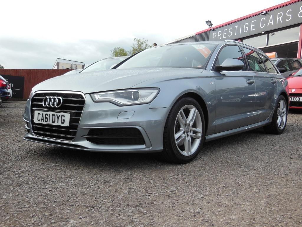 used Audi A6 Avant AVANT TDI S LINE in torfaen
