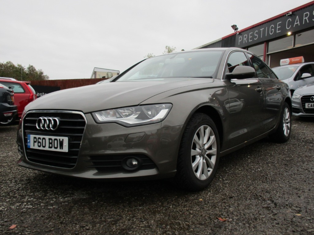 used Audi A6 TDI SE in torfaen