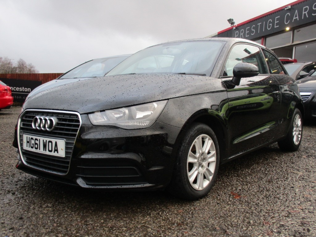 used Audi A1 TDI SE in torfaen