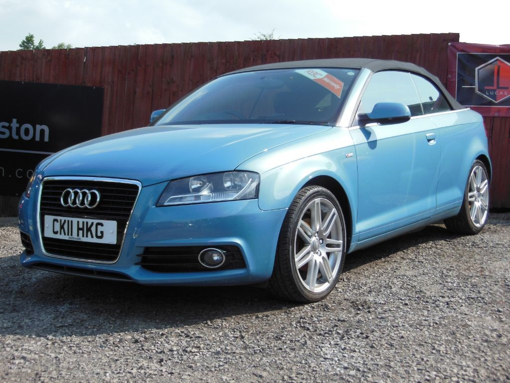 used Audi A3 TFSI S LINE in torfaen