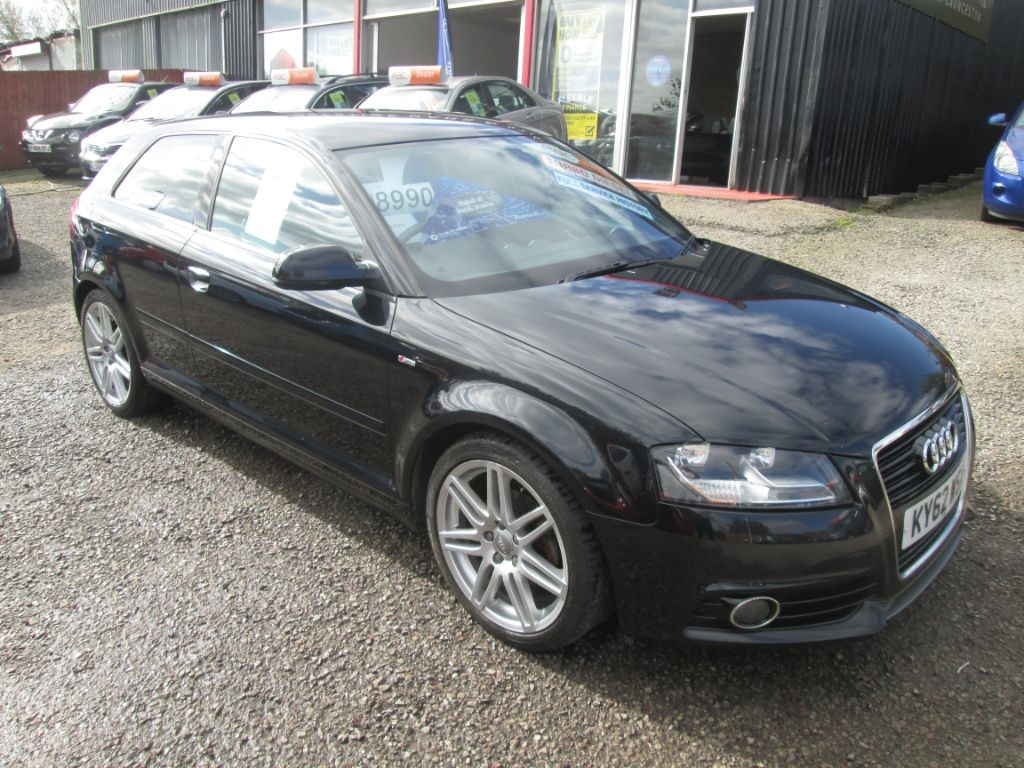 used Audi A3 TDI S LINE in torfaen