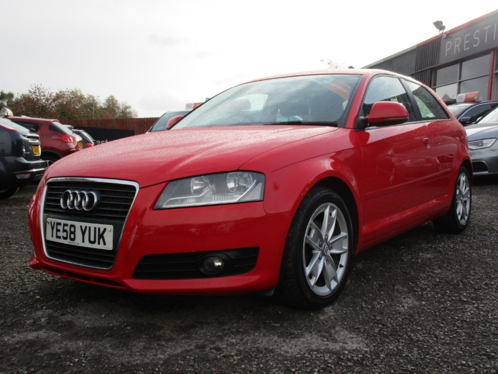 used Audi A3 TFSI SPORT in torfaen