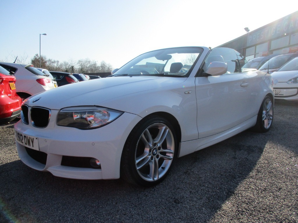 used BMW 118d M SPORT in torfaen